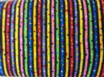 MULTI STRIPE - Fabric 100% Cotton- Price Per Metre